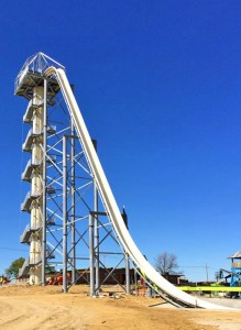 Kansas Tallest Water Slide