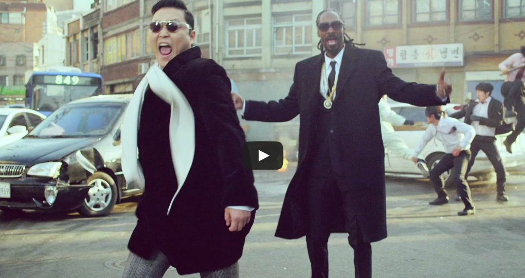 New PSY song – with Snoop Dogg. Confused?