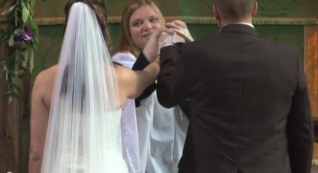 This Wedding Takes An Insane Turn – Seriously?