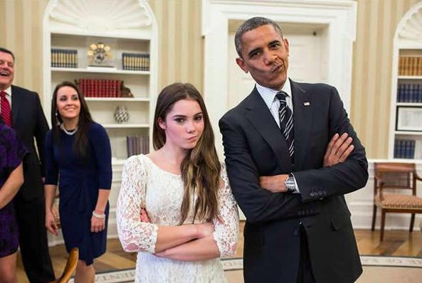 obama-poser